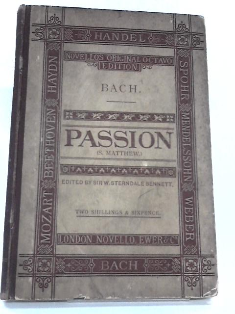 The Passion of Our Lord by Editor