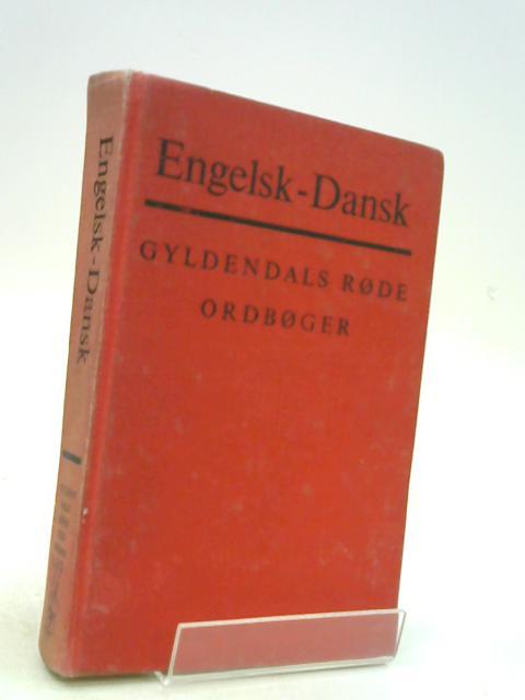 Dansk-Engelsk Ordbog by H.Vinterberg