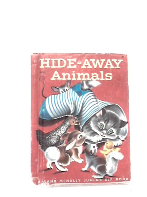 Hide-Away Animals by Watts, Mabel