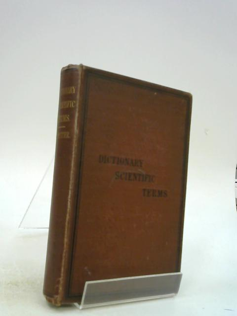An Illustrated Dictionary Of Scientific Terms by W.Rossiter