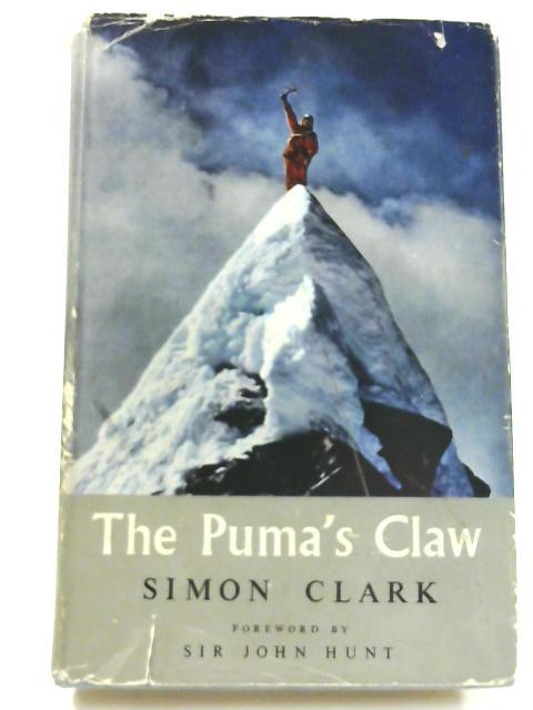The Puma's Claw by Simon Clark