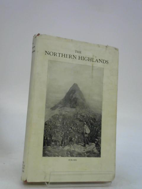 The Northern Highlands (Scottish Mountaineering Club. Guide book series) by Hodge, Edmund Whittaker