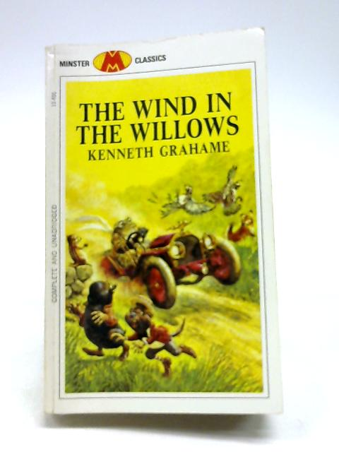 the Wind in teh Willows by kenneth Grahame