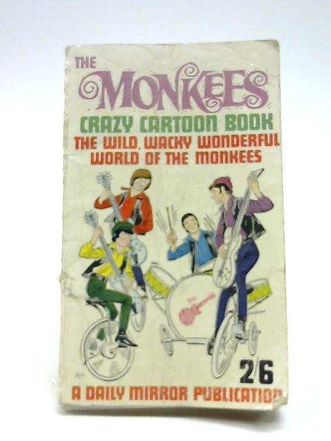Monkey's Crazy Cartoon Book by Fawcette, Gene & Liss, Howard