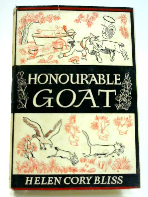 Honourable Goat by Helen Cory Bliss