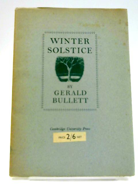 Winter Solstice by Gerald Bullett