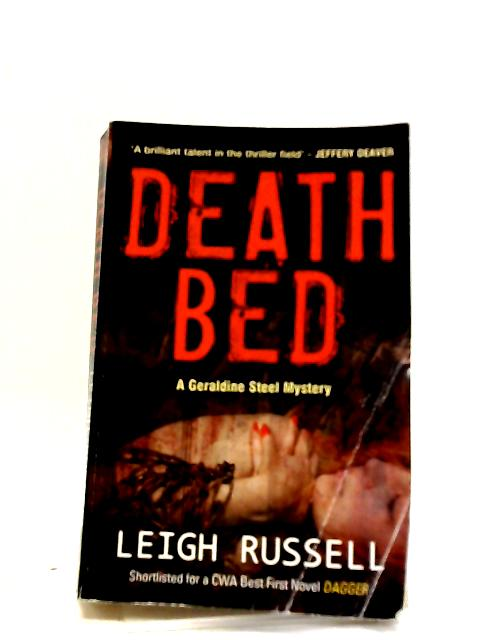 Death Bed (AGeraldine Steel) by Leigh Russell