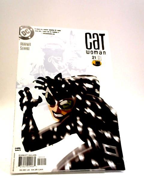 Cat Woman #21 By Stewart Brubaker