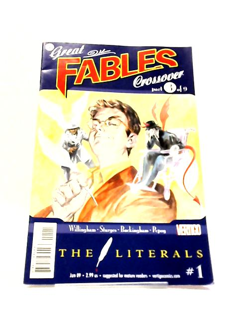 The Great Fables Crossover Part 3 of 9 - by Various Contributors