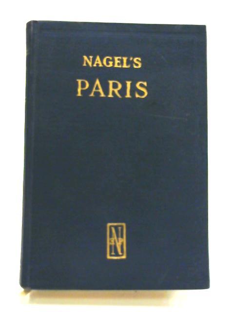 Les Guides Bleus: Paris by G. Monmarch