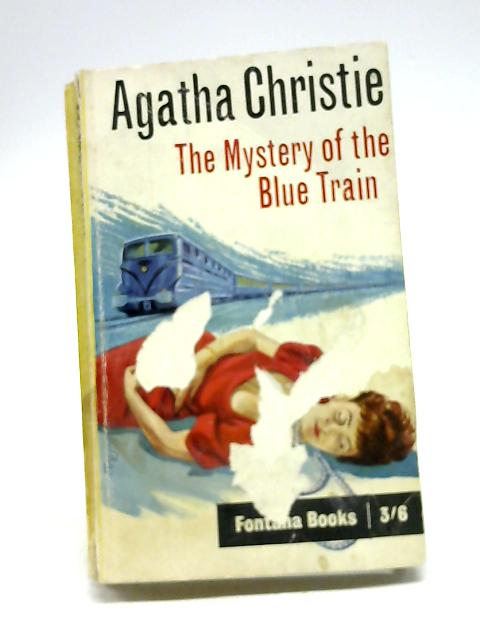 The Mystery of the Blue Train by Christie, Agatha
