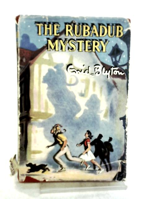 The Rubadub Mystery by BLYTON, Enid