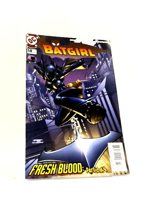 Batgirl No. 58 Fresh Blood 2 of 4 by Gabrych et al
