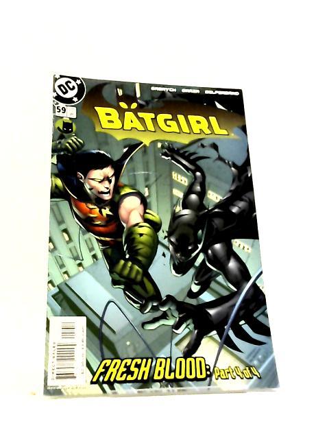 Batgirl No. 59 Fresh Blood 4 of 4 by Gabrych et al