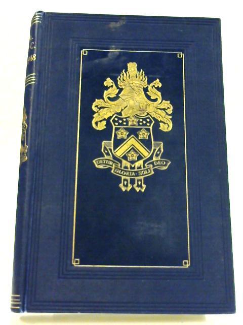 Old Alleynian Rugby Football Club 1898-1948 by Unknown