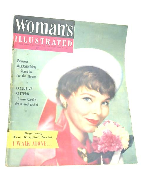 Woman's Illustrated September 19th 1959 by Anon