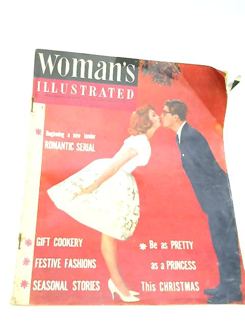 Woman's Illustrated December 19th 1959 by Anon