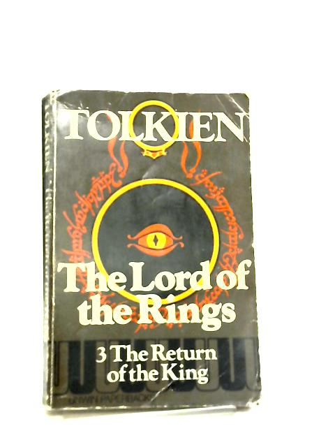 Lord of the Rings, The Return of the King by J. R. R. Tolkien