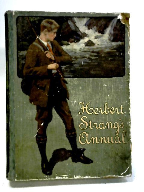 Herbert strang's annual 1921 by Strang, Herbert & et al,
