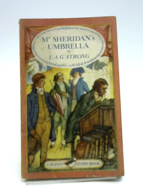Mr Sheridan's Umbrella (A Puffin Story Book) by L. A. G. Strong