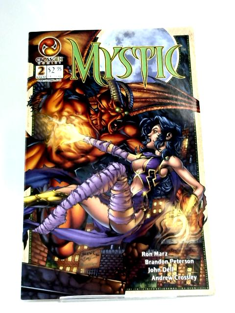 Mystic: issue 2 August 2000 by Marz, Peterson, Dell, Crossley