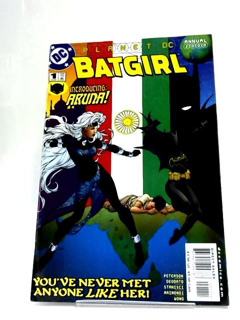 Batgirl Issue 1 by Peterson