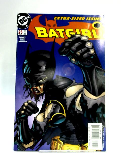 Batgirl Issue 25, April 2002 by Anon