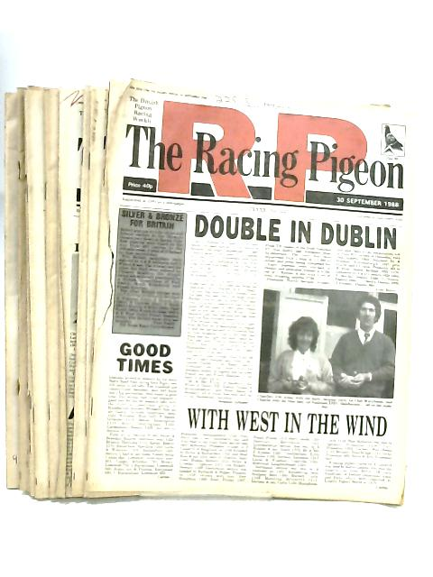 The Racing Pigeon, Vol CXXXX No 5521-5530, 30th September - 2nd December 1988 by Unknown