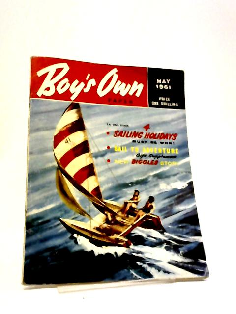 Boy's Own Paper May 1961 - by Various