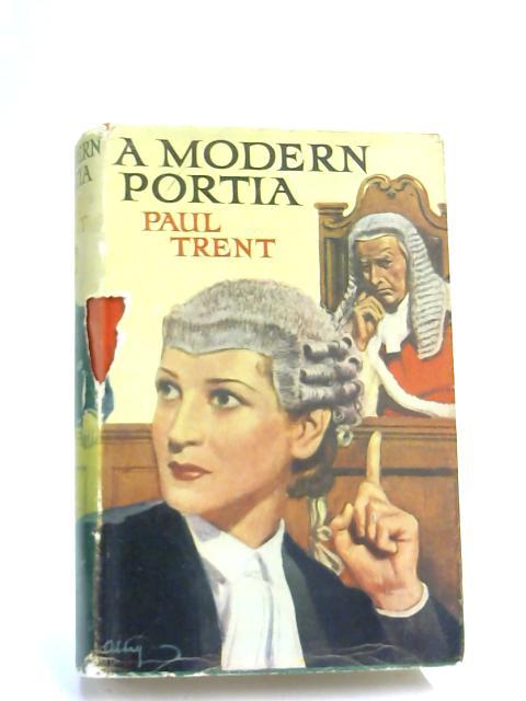 A Modern Portia by Paul Trent