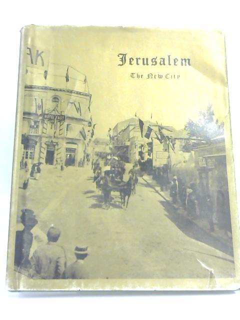 The First Photographs Of Jerusalem: The New City by Schiller