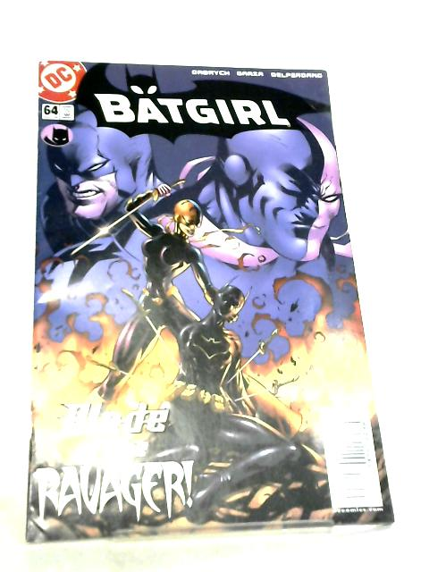 Batgirl, No. 64 July 2005 by Andersen Gabrych et al