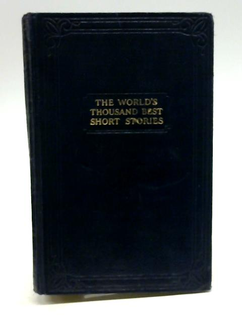 The Masterpiece Library of Short Stories by Hammerton, Sir. J.A. (ed)