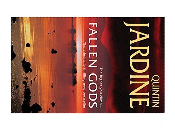 Fallen Gods ( by Jardine, Quintin