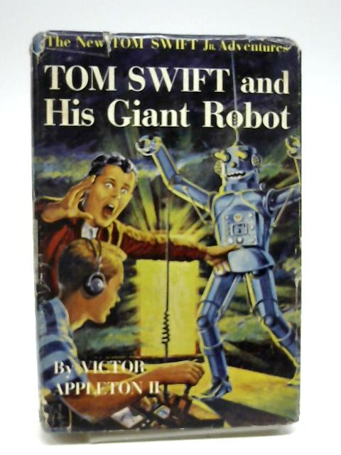 Tom swift giant robot by Appleton
