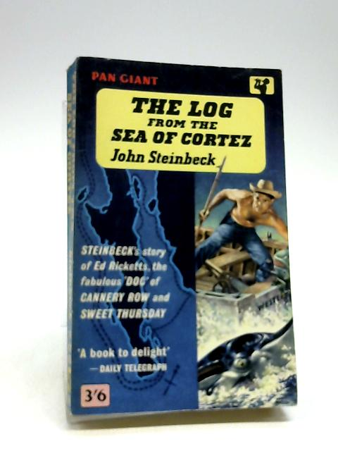 The Log from the Sea of Cortez by Steinbeck, John