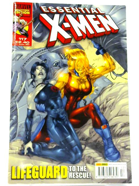 Essential X-Men: No. 117 By Various