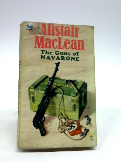 The Guns of Navarone by Alistair MacLean: