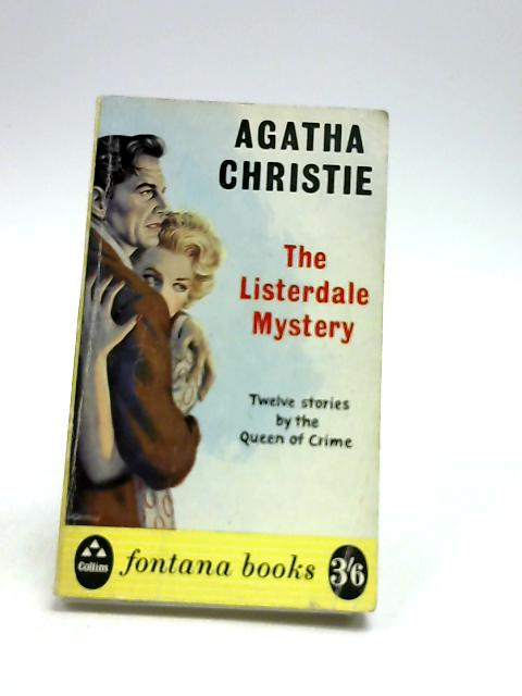 The Listerdale mystery by Christie, Agatha