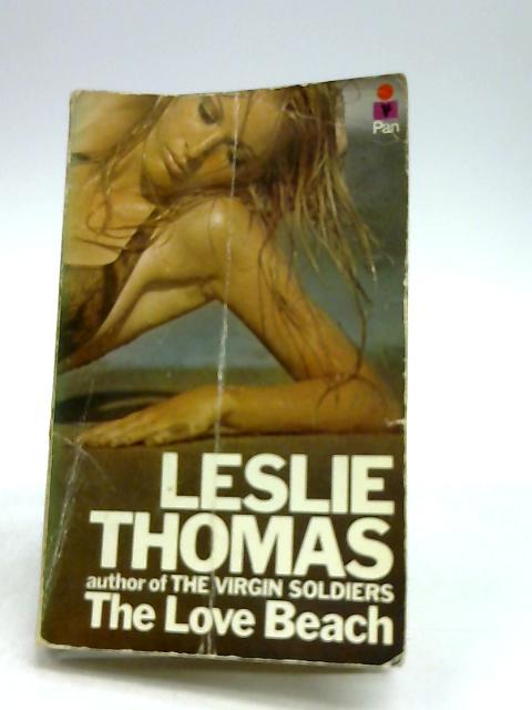The Love Beach by Thomas, Leslie