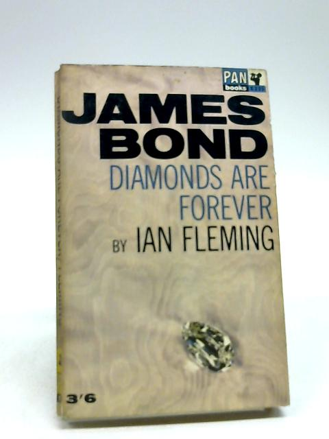 James Bond Diamonds are Forever by Ian Fleming