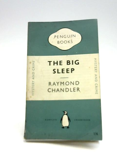 The Big Sleep by Chandler, R