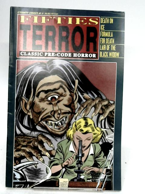Fifties Terror, #5, March 1989 By Unknown