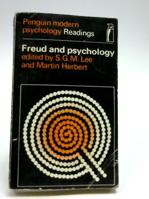 Freud and Psychology (Modern Psychology) by Lee, S.G.M.