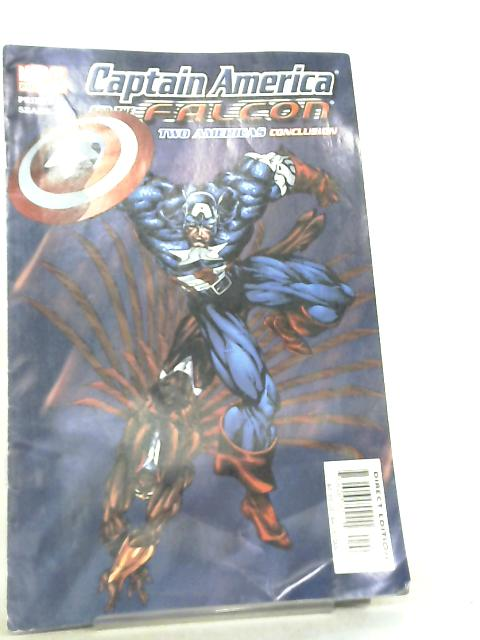 Captain America and the Falcon No 4 August 2004 By Priest Sears et al