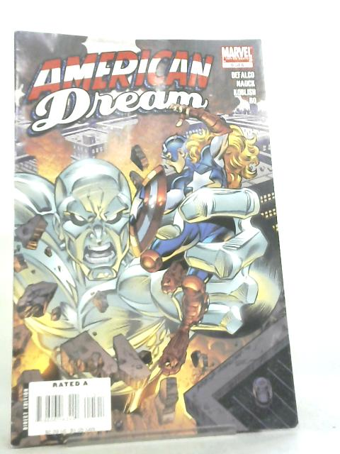 American Dream No 5 September 2008 By Defalco, Nauck, Koblish, Ro
