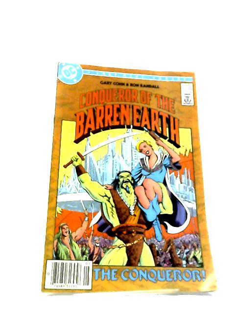 Conqueror Of The Barren Earth By Gary Cohn