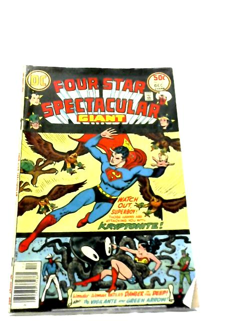 Four Star Spectacular Giant No. 5 By DC Comics