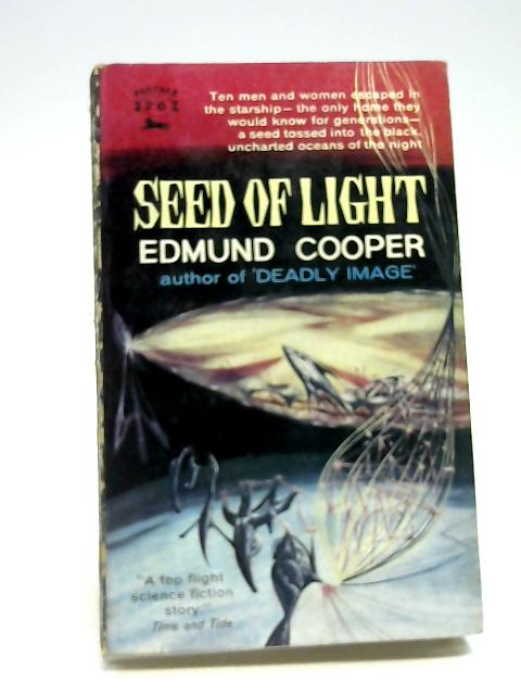 Seed of light (Panther books-no.1094) By Cooper, Edmund