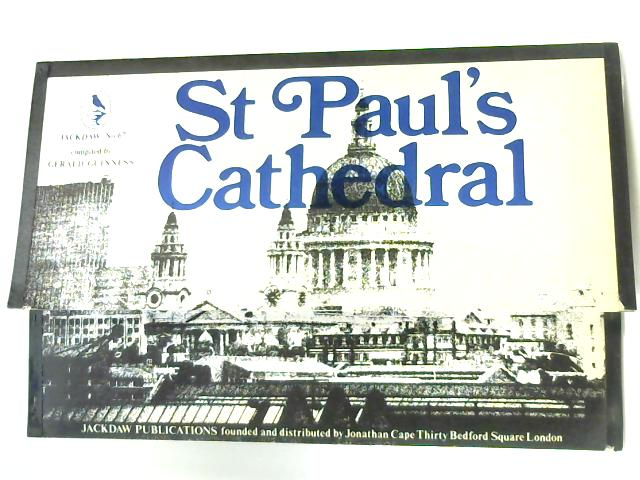 St Paul's Cathedral. Jackdaw No.67. by Gerald Guinness